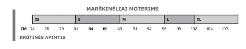 2XU moteriški kompresiniai marškinėliai S/S (JUODA)