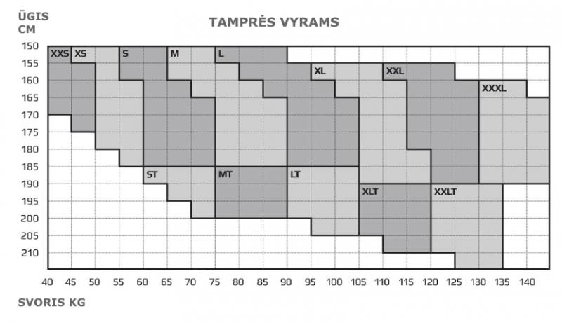 2XU HYOPTIK THERMAL vyriško kompresinės tamprės (JUODA/SIDABRINĖ)