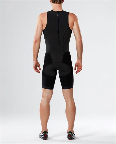 2XU vyriškas kostiumas GHST trisuit (JUODA/AUKSINĖ)