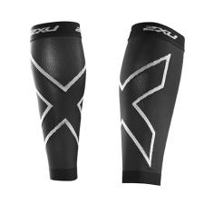 2XU kompresinės blauzdinės Calf Sleeves (JUODA)